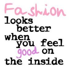 Beauty And Fashion Quotes