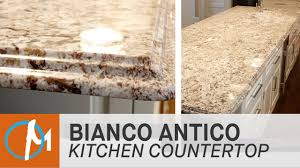 Bianco Antico Granite Kitchen Bianco Antico Granite Kitchen Countertops Youtube