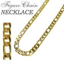 figaro chain necklace figaro chain necklace bling bling hip hop jewelry ブリンブリンヒップホップジュエリーメンズレディースユニセックスアクセサリー