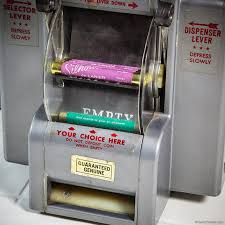 Vending Machine Diy Awesome Diner Perfume And Napkin Vending Machine