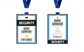 Event Badge Template Free Lanyard Template Russd Info