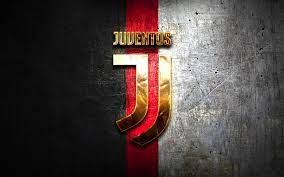 Juventus Fc, Golden Logo, Juve, Black ...