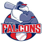 Kelowna Falcons Logo by akang kasep | Spreadshirt
