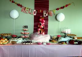 31 Cute Baby Shower Dessert Table Décor Ideas  DigsDigsBaby Shower Party Table Decorations