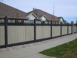 corrugated metal fencing ideas