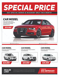 Car For Sale Flyer Faveoly
