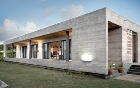 rectangular concrete house rethink 4 Rectangular Concrete House by Rethink