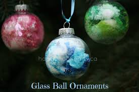 Decorating Christmas Ornaments Balls Glass Ball Ornament for Kids Happy Hooligans 46