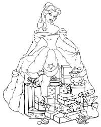 Small Picture Princesses Birthday Presents Coloring Pages Bulk Color