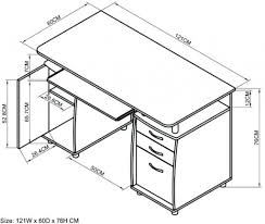 ikea flarke computer desk dimensions standard computer desk in average office desk size