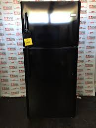 kenmore 50023. frigidaire ffhi2131qe 20.5 cu. ft. top freezer refrigerator - black kenmore 50023 c