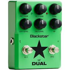 <b>Blackstar</b> LT Dual <b>Педаль эффектов</b> гитарная драйв/дисторшн 2 ...
