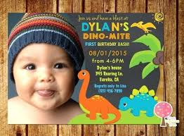 First Birthday Invitation Cards Snoopnews