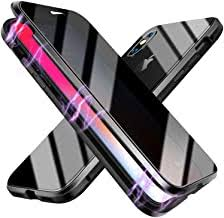 two side glass magnetic case for iphone - Amazon.com