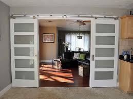 door wall mount sliding doors interior bypass door hardware barn