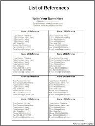 Mailing List Template Microsoft Word Email List Template Word ...