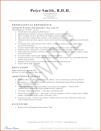 Dental Hygiene Resume Dental Hygienist Resume Resume Name 6