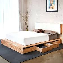 low platform beds with storage. Fine Platform Low Platform Bed With Storage Full  To Low Platform Beds With Storage H