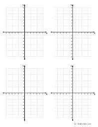 Coordinate Plane Clip Art Free Printable H Paper Math Coordinate