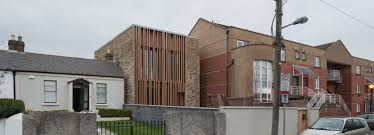building home office. Residential Building, Mccullough Mulvin Architects, Dublin Building Home Office S