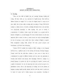thesis proposal The Effectiveness Of KWL Strategy In Reading Compreh…