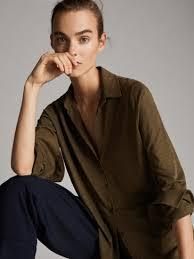 Посмотреть все - <b>Рубашки</b> и <b>блузы</b> - КОЛЛЕКЦИЯ - ЖЕНЩИНЫ ...