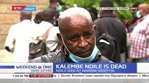 Kalembe ndile has taken his sweet time to attack the former prime minister of corruption and said that heraila odinga speaks like a cow. Adpakuvb4wd 0m
