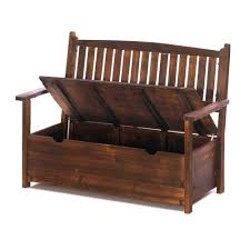 garden grove storage bench garden grove storage bench