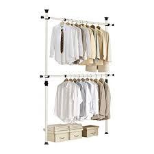 cloth hanger rack.  Hanger PRINCE HANGER  One Touch Double Adjustable Hanger Holding 80kg176LB  Per Horizontal To Cloth Rack H