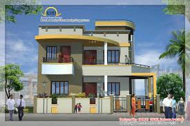 Front Elevation Designs For Duplex Houses In India Duplex House Elevation Indian Home Decor House Plans 89076