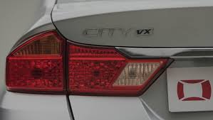 Honda City Photo Tail Lamps Image Carwale