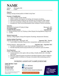 Sample Certified Nursing Assistant Job Description Medical Cna Job