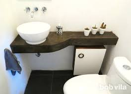 DIY Bathroom Storage for Cleaning Tools Bob Vila