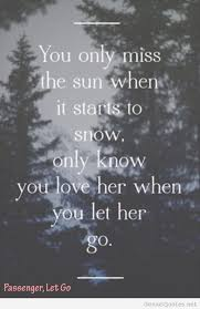 Let It Go Quotes Beauteous Let Her Go Quotes