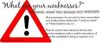 Good Answers For Strengths And Weaknesses How To Answer Strengths And Weaknesses Question Under