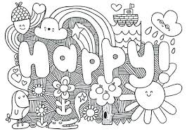 Cute Coloring Pages For Kids Cute Pages Printable Cute Coloring