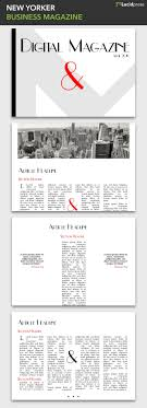 Magazine Article Format Template 14 Magazine Layout Design Ideas For Your Inspiration