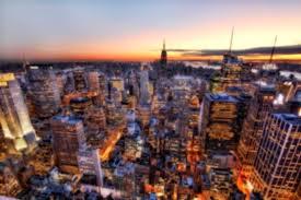 big city for a summer internship