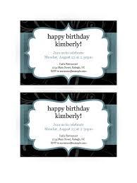 Photo Party Invitations Invitations Office Com