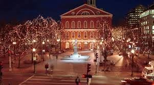 Faneuil Hall Christmas Tree Lighting 2016 Massachusetts Could Move One Time Zone East Marketplace