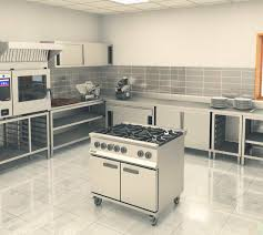 how to design commercial kitchen
