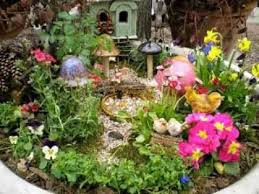 Small Picture Fairy garden design decorating ideas YouTube