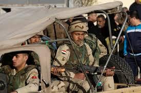 Resultado de imagen para el cairo airport militarized hd photos
