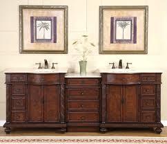 90 Bathroom Vanity 90 Inch Marley Vanity Extra Large Sink Chest 90 Inch Double Vanity