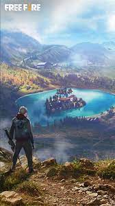 Free Fire Game Map Scenery 4K Wallpaper ...