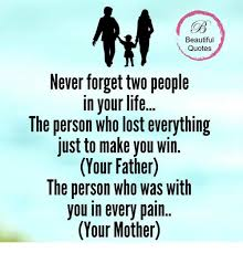 Your Beautiful Life Quotes Best Of Beautiful Quotes Never Forget TWO People In Your Life The Person Who