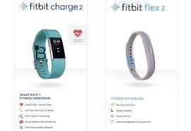 Fitbits New Charge 2 And Flex 2 Wearables Leak Engadget