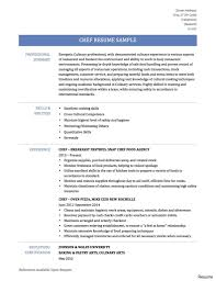 Beautiful Cook Resume For Your Line Cook Resume Sample Examples