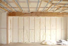 wall insulation by spray foam solutions
