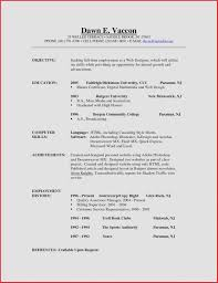Quality Assurance Resume Objective Sample Resume Examples with Objective New Resume Objectives Examples 22